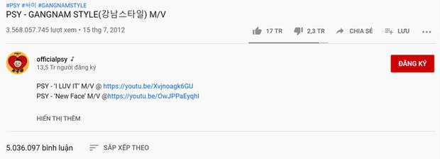 Hit khủng của BTS từng thua đau BLACKPINK trong cuộc chiến tỷ view nhưng vượt qua Gangnam Style, thống trị Youtube ở mảng ít ai ngờ tới - Ảnh 7.