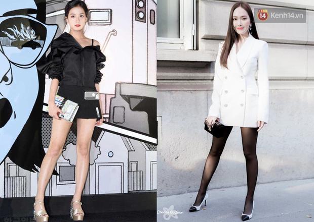 Các mỹ nhân xứ Hàn có 4 dáng pose tủ trông thì đơn giản mà lợi hại kinh ngạc, hack chân dài dáng chuẩn đẹp mê - Ảnh 4.
