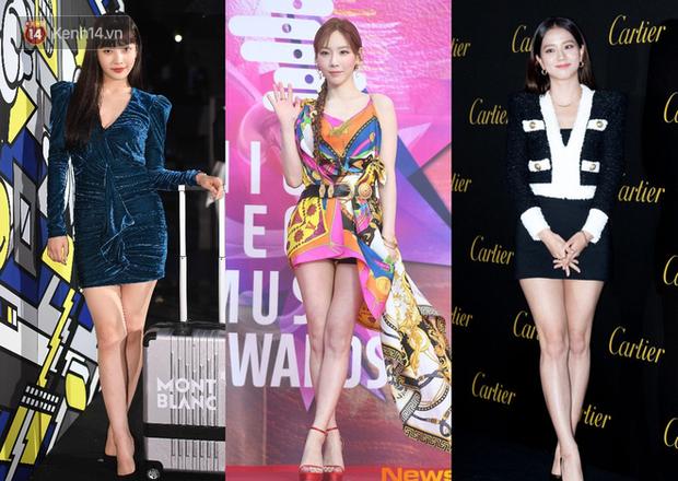 Các mỹ nhân xứ Hàn có 4 dáng pose tủ trông thì đơn giản mà lợi hại kinh ngạc, hack chân dài dáng chuẩn đẹp mê - Ảnh 5.