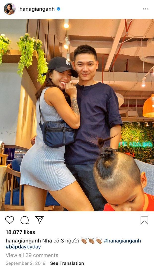 Hana Giang Anh phủ nhận tin đồn xen vào chuyện tình Quang Đăng - Thái Trinh: Là chuyện bịa đặt, gia đình tôi đang hạnh phúc - Ảnh 4.