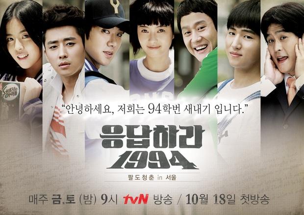 Nhìn lại bộ ba phim Reply huyền thoại của tvN: Reply 1997 chiếm trọn trái tim fan Kpop, trận chiến tìm chồng nâng tầm độ khó từ 1994 tới 1988 - Ảnh 6.
