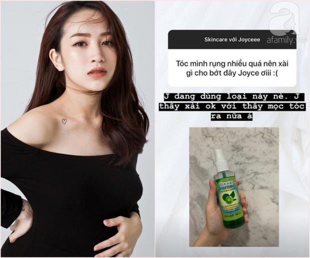 Con gái Minh Nhựa dùng serum dưỡng tóc chưa đến 100k để tóc bồng bềnh, ca nương Kiều Anh cũng chung bí kíp - Ảnh 1.