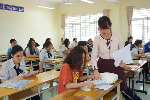 Giảm độ khó trong đề thi tham khảo Kỳ thi THPT quốc gia 2020 - Ảnh 1.