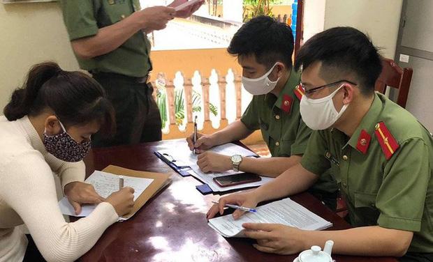 Nghe nói người về từ Hà Nội biểu hiện ho và sốt, cô gái liền loan tin có ca mắc Covid-19 - Ảnh 1.