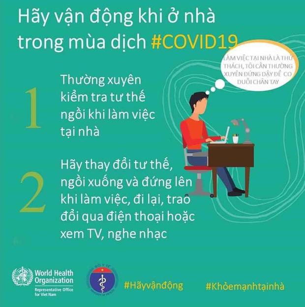 Bộ Y tế khuyên những việc hiệu quả nên làm hàng ngày để chống COVID-19 - Ảnh 8.