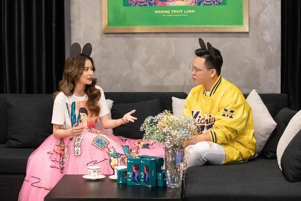 Hoàng Thùy Linh vẫn ra sản phẩm mới và sự chuyên nghiệp trong thời điểm toàn showbiz đóng băng - Ảnh 4.