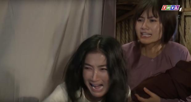 Luật Trời tập 8 như phim cung đấu: Ngọc Lan giết em gái ruột rồi chơi trò trộm long tráo phụng để đổi lấy giàu sang - Ảnh 4.