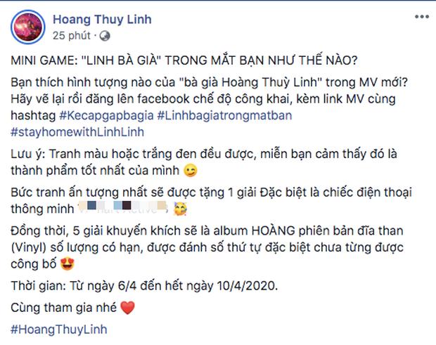 Hoàng Thùy Linh vẫn ra sản phẩm mới và sự chuyên nghiệp trong thời điểm toàn showbiz đóng băng - Ảnh 11.