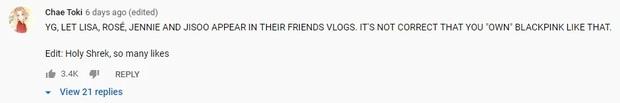 Lisa (BLACKPINK) phụ hội bạn thân quay vlog dù bị cấm lộ diện, fan đồng loạt phẫn nộ phản đối YG, chuyện gì đây? - Ảnh 5.