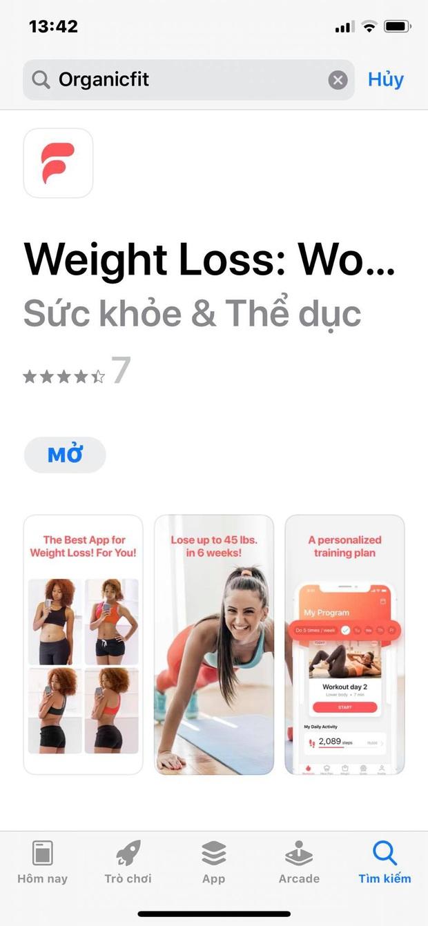 Ở nhà tránh dịch: Thử ngay 4 ứng dụng hướng dẫn tập luyện tại nhà vừa free vừa hot để giảm cân, giữ dáng thành công - Ảnh 14.