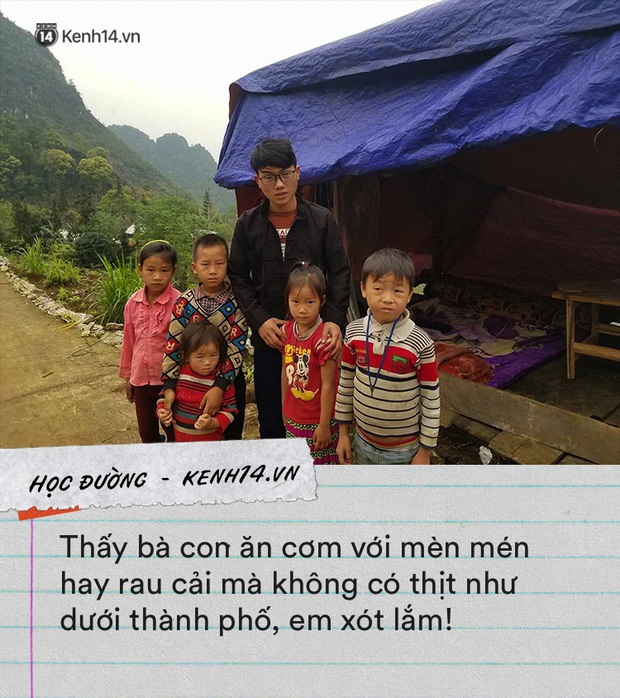 Nam sinh người Mông dựng lán giữa núi bắt internet học online: Bị ép lấy vợ nhưng quyết vào đại học vì không có tiền thì lấy gì nuôi vợ con - Ảnh 3.