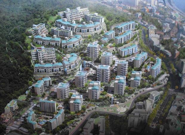 Cận cảnh căn hộ trăm tỷ So Ji Sub tậu làm nhà tân hôn: Khu nhà siêu giàu xứ Hàn, hàng xóm là BTS, vợ chồng Kim Tae Hee - Ảnh 3.