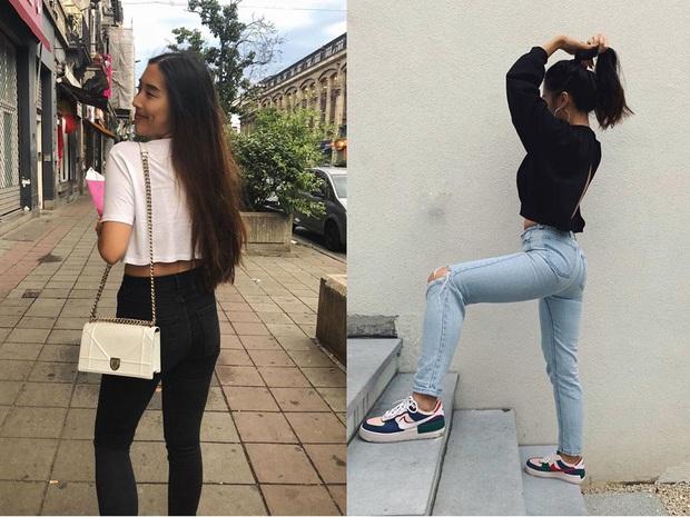 Bạn gái cũ Huỳnh Anh khoe ảnh trước và sau khi nghiêm túc tập tành: Không giảm được cân nào nhưng body thì nuột hơn hẳn - Ảnh 2.
