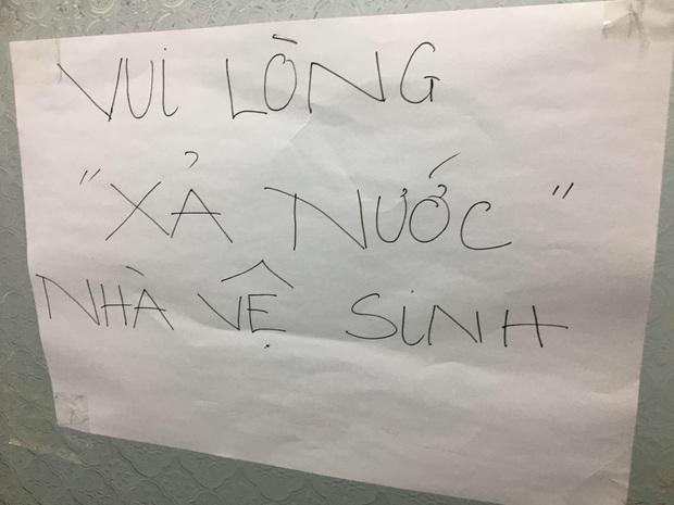 Cảm thấy có lỗi vì là gánh nặng của Tổ quốc - nữ du học sinh xinh đẹp tự giác cải tạo nhà vệ sinh chung, góp tiền ủng hộ khu cách ly - Ảnh 5.