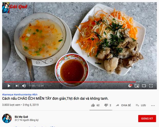 Lại giới thiệu thêm món cháo ếch nấu theo kiểu miền Tây trên Instagram, Ngọc Trinh ở nhà rảnh quá nên sắp làm food blogger luôn rồi! - Ảnh 5.