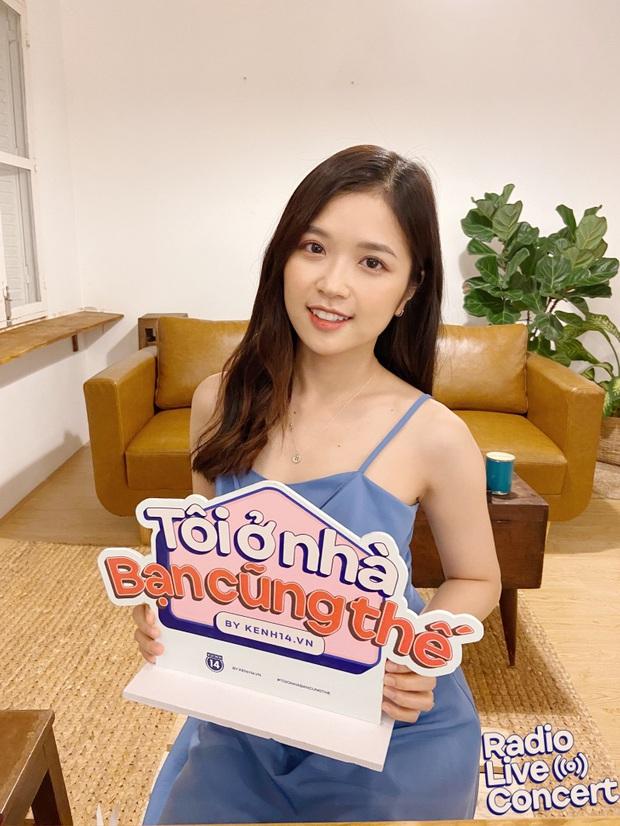 Suni Hạ Linh hát loạt hit tiện cover Sao Anh Chưa Về Nhà phiên bản đẩy lùi Corona, cân luôn Mascara của Chillies khoe giọng live cao vút - Ảnh 6.