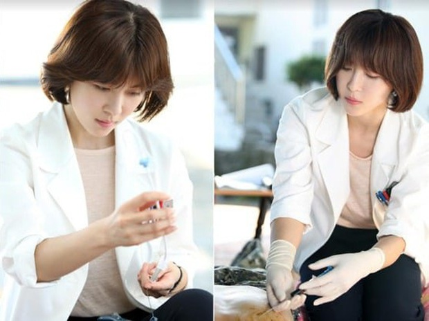 """7 """"chị đại"""" ngành y ngầu nhất phim Hàn: Park Shin Hye tay không quật côn đồ cũng chưa át vía được nữ chính Hospital Playlist - Ảnh 11."""