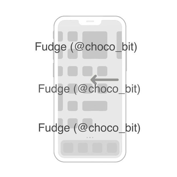Tiết lộ iPhone 12 được cải tiến ngon nghẻ đã con mắt: Tai thỏ nhỏ hơn 1/3 so với trước, iOS 14 có widget độc lạ - Ảnh 1.