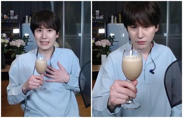 """Thấy loại cafe """"đánh 400 lần"""" làm quá dễ, nam idol Super Junior buông một câu triết lý xanh rờn khiến fan muốn """"rớt nước mắt"""" - Ảnh 3."""