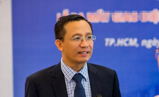 Hiện trường chung cư nới tiến sĩ Bùi Quang Tín rơi lầu tử vong có gì? - Ảnh 1.