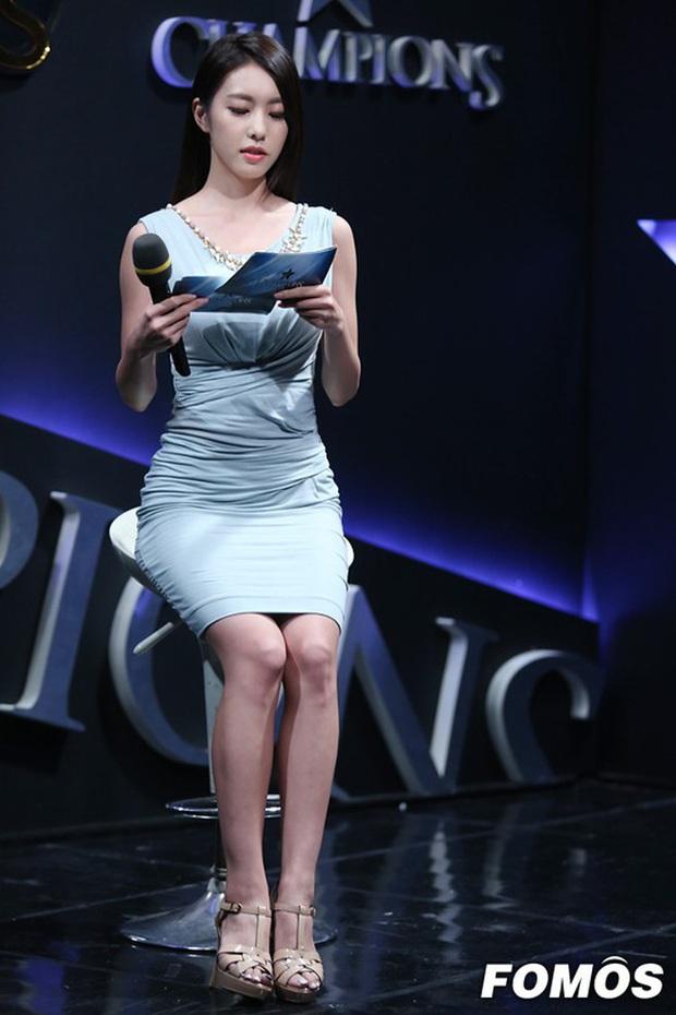 Nữ MC đài SBS cướp đi trái tim đại nam thần So Ji Sub: Profile quá khủng, lọt top mỹ nhân vì nhan sắc, body siêu hot - Ảnh 15.