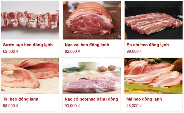 Giá thịt lợn vẫn cao ngất, nhiều người đổ xô mua thịt đông lạnh siêu rẻ - Ảnh 2.