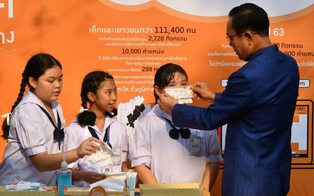 Thái Lan đóng cửa các trường học đến 1/7 vì Covid-19 - Ảnh 1.