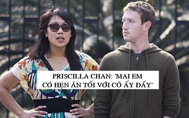 Mark Zuckerberg từng match hẹn hò online với... bạn của vợ để nghiên cứu vì mục đích công việc - Ảnh 1.