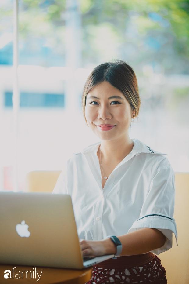 Nữ MC của loạt chương trình tiếng Anh chất lượng nhất nhì VTV - Phoebe Trần lần đầu tiết lộ những bất tiện khi bản thân quá thạo ngoại ngữ và điều thú vị trong cuộc sống của một cô gái đặc Việt - Ảnh 7.