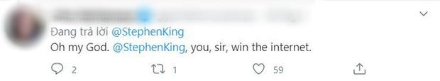 Stephen King tiết lộ gã hề IT sống sao giữa thời Covid-19, MXH tấm tắc sâu cay vậy mà cũng nghĩ ra được! - Ảnh 5.