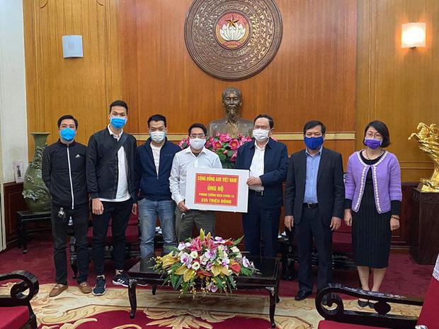 Chim Sẻ Đi Nắng và cộng đồng AoE Việt Nam ủng hộ 335 triệu đồng cho Quỹ phòng chống dịch Covid-19 - Ảnh 3.