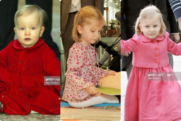 Công chúa vừa tròn 18 của Hoàng gia Bỉ: Xinh đẹp hiền hậu với gu thời trang thanh lịch đúng cốt cách Nữ hoàng tương lai - Ảnh 3.