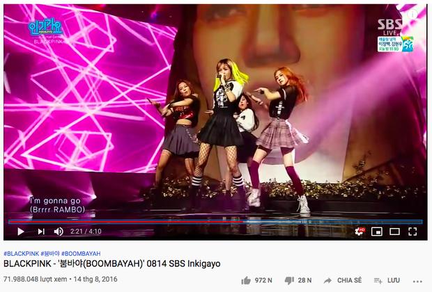 Đúng là nữ hoàng YouTube: BLACKPINK giữ 9/10 top sân khấu live nhiều view nhất mảng girlgroup, vị trí thứ 2 thuộc về nhóm nhạc tiền bối đã tan rã - Ảnh 2.