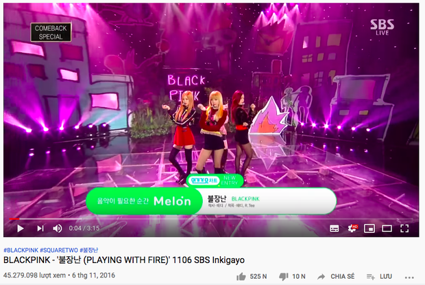 Đúng là nữ hoàng YouTube: BLACKPINK giữ 9/10 top sân khấu live nhiều view nhất mảng girlgroup, vị trí thứ 2 thuộc về nhóm nhạc tiền bối đã tan rã - Ảnh 8.