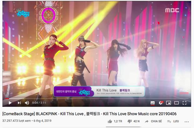 Đúng là nữ hoàng YouTube: BLACKPINK giữ 9/10 top sân khấu live nhiều view nhất mảng girlgroup, vị trí thứ 2 thuộc về nhóm nhạc tiền bối đã tan rã - Ảnh 14.