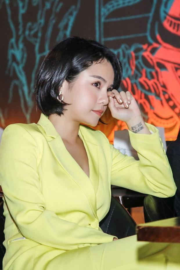 Giữa drama người cũ, Thái Trinh lên tiếng: Hãy để tôi sống mà không có người làm tôi tổn thương hiện diện - Ảnh 2.