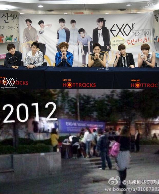 8 năm của nhóm nhạc huyền bí EXO: Từ tân binh sở hữu nhiều antifan nhất, sóng gió trải dài sự nghiệp hoạt động cho đến ngôi vương Kpop thế hệ 3 - Ảnh 7.