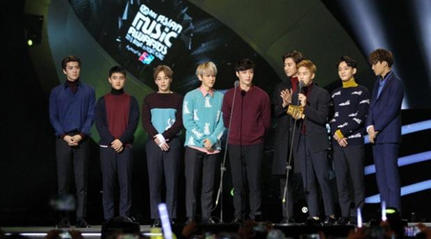 8 năm của nhóm nhạc huyền bí EXO: Từ tân binh sở hữu nhiều antifan nhất, sóng gió trải dài sự nghiệp hoạt động cho đến ngôi vương Kpop thế hệ 3 - Ảnh 16.