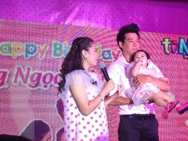 Nghẹn ngào hình ảnh gia đình hạnh phúc hiếm hoi của Phùng Ngọc Huy và cố diễn viên Mai Phương: Nụ cười nói lên tất cả! - Ảnh 3.