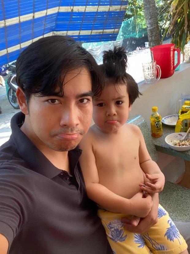 Thanh Bình da diết nhớ con sau nhiều tháng xa cách, khẳng định không sống trái với lương tâm - Ảnh 2.