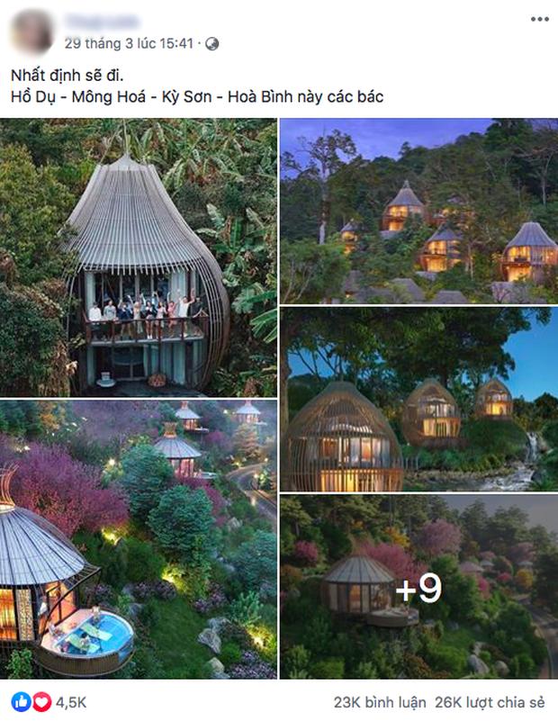 Khu du lịch mới toanh ở Việt Nam đang thu hút chục nghìn share vì kiến trúc hình tổ chim độc đáo, nhưng thực hư là như thế nào? - Ảnh 4.
