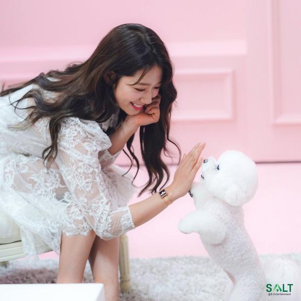 Lâu lắm rồi nàng thơ của Lee Min Ho Park Shin Hye mới gây bão MXH thế này: Tươi trẻ mơn mởn, ai ngờ đã 30 tuổi? - Ảnh 7.