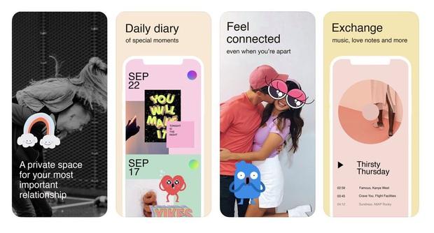 Dành cho các cặp đôi yêu xa mùa dịch: Facebook vừa ra mắt ứng dụng con giúp tương tác như ở gần, đọc vị đối phương đầy tinh tế - Ảnh 1.