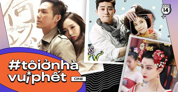 Nhớ lại xem 2015 là năm gì mà truyền hình châu Á toàn phim hot xuất sắc, chọn bừa cũng được đồ tốt! - Ảnh 1.