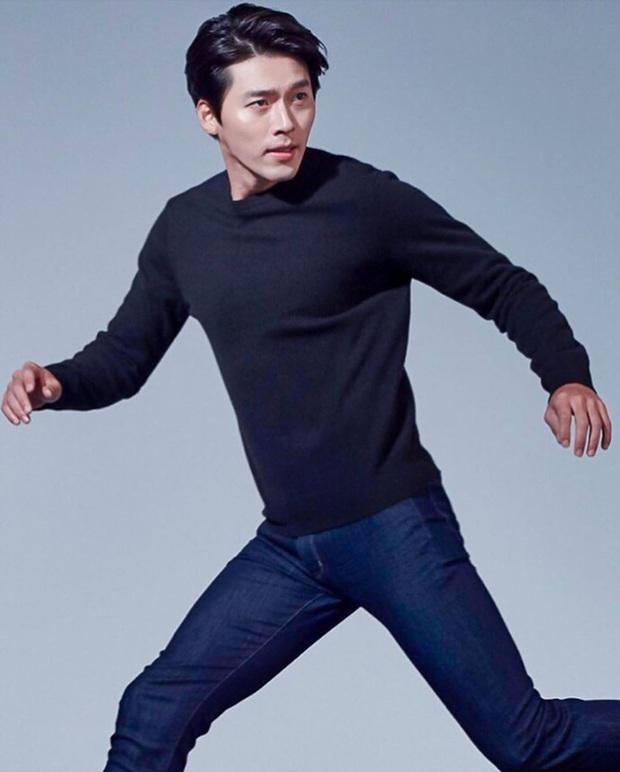 Đừng chỉ để ý gương mặt, body tài tử Hyun Bin cũng là báu vật Kbiz: Nhìn là muốn dựa vào bờ vai, lồng ngực ấy! - Ảnh 4.
