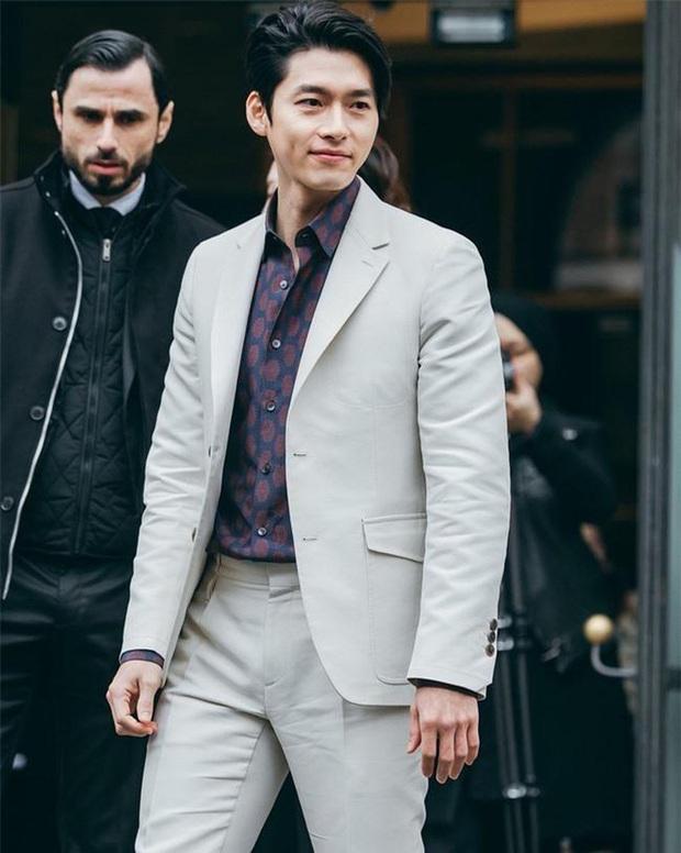 Đừng chỉ để ý gương mặt, body tài tử Hyun Bin cũng là báu vật Kbiz: Nhìn là muốn dựa vào bờ vai, lồng ngực ấy! - Ảnh 7.