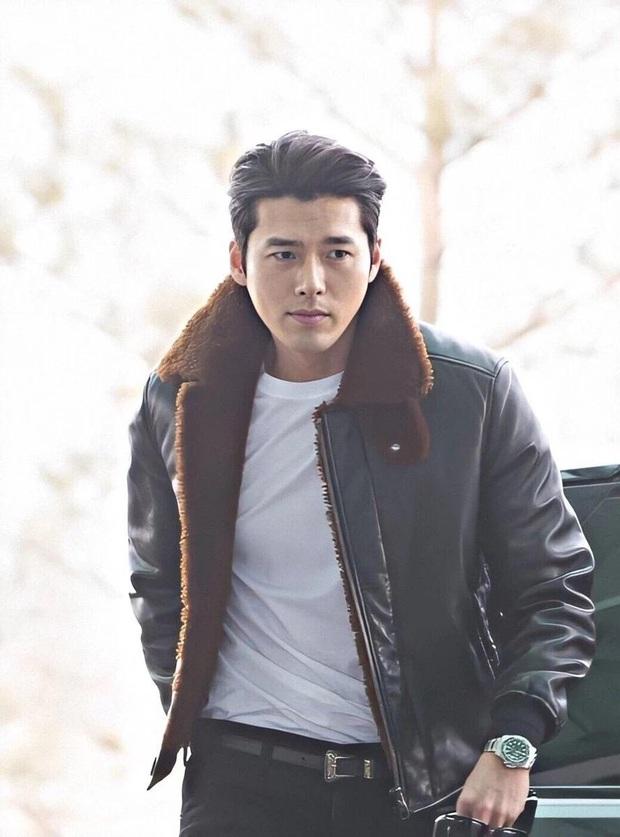 Đừng chỉ để ý gương mặt, body tài tử Hyun Bin cũng là báu vật Kbiz: Nhìn là muốn dựa vào bờ vai, lồng ngực ấy! - Ảnh 19.