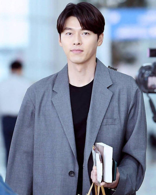 Đừng chỉ để ý gương mặt, body tài tử Hyun Bin cũng là báu vật Kbiz: Nhìn là muốn dựa vào bờ vai, lồng ngực ấy! - Ảnh 24.