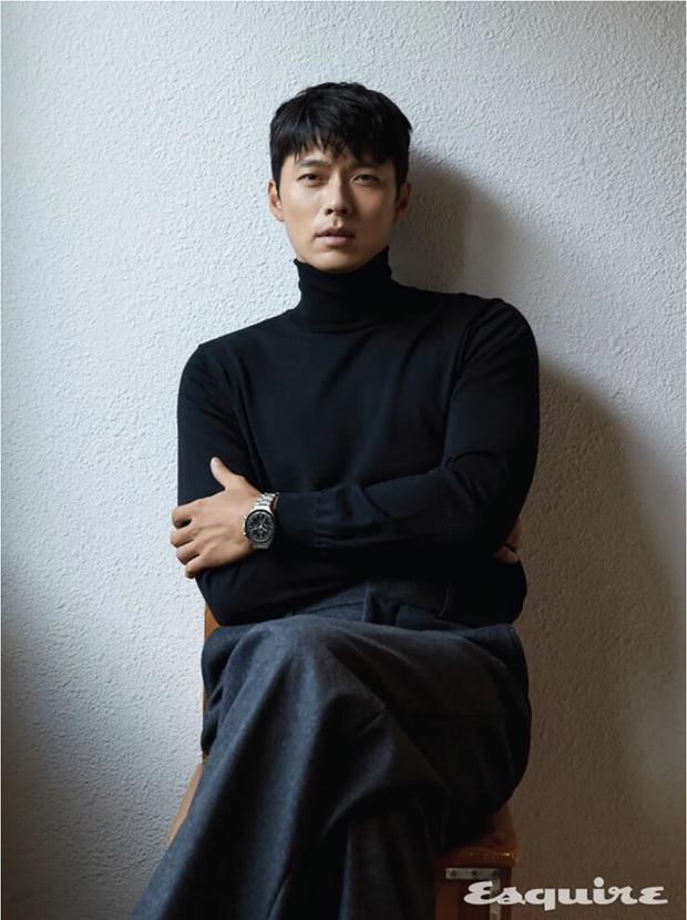 Đừng chỉ để ý gương mặt, body tài tử Hyun Bin cũng là báu vật Kbiz: Nhìn là muốn dựa vào bờ vai, lồng ngực ấy! - Ảnh 10.