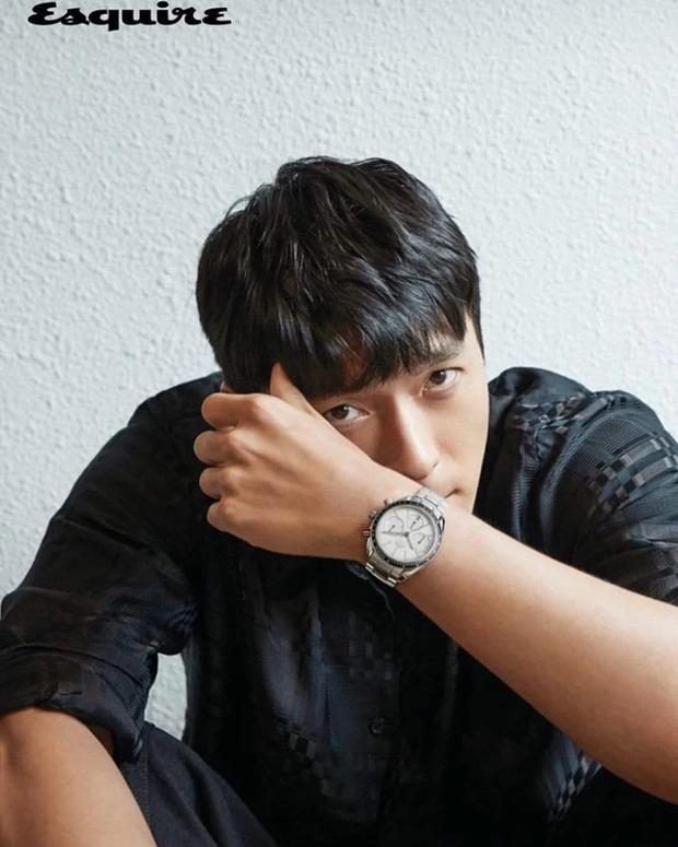 Đừng chỉ để ý gương mặt, body tài tử Hyun Bin cũng là báu vật Kbiz: Nhìn là muốn dựa vào bờ vai, lồng ngực ấy! - Ảnh 11.